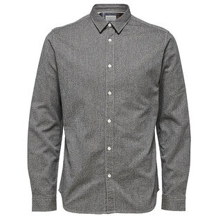 Men's Solid Regular Fit Shirt