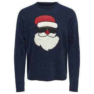 Men's Santa Funny Knit Sweater