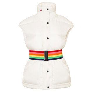 Women's Belted Oversize Vest