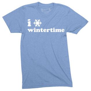 T-shirt Wintertime pour bébés