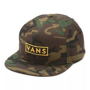 Men's Easy Box Snapback Hat