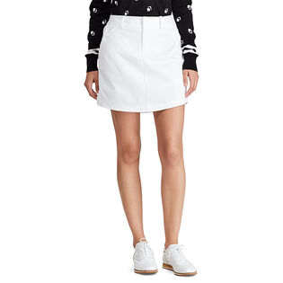 Women's Satin Golf Skort
