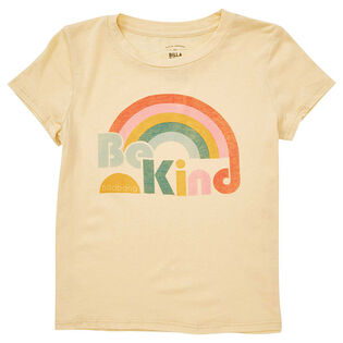 Junior Girls' [7-14] Kind Rainbow T-Shirt