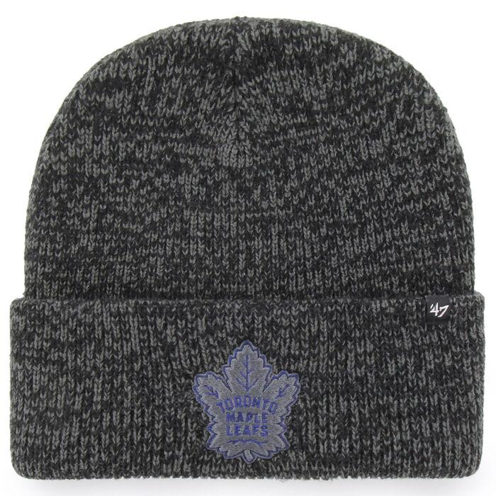 a128c0b3b44 Men's Toronto Maple Leafs Brain Freeze Beanie   Sporting Life Online