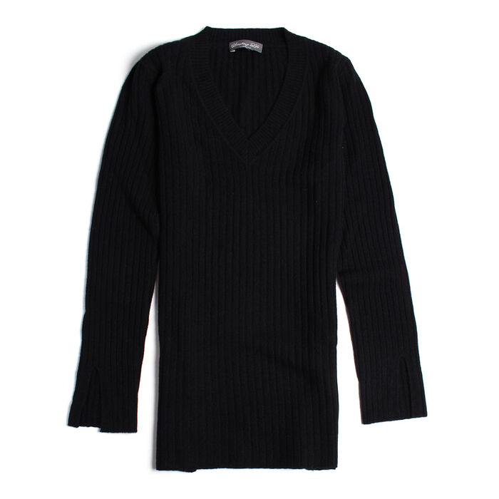 Women's V-Neck Sweater