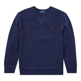 Junior Boys' [8-20] Cotton-Blend Fleece Sweatshirt