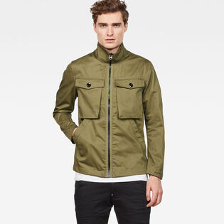 Men's Type C Zip Utility Jacket