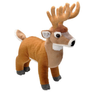 Standing White-Tailed Deer Stuffed Animal