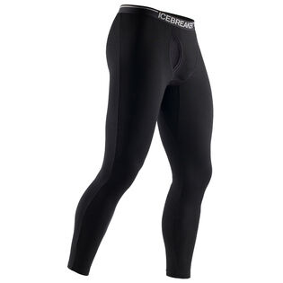 Men's Apex Leggings With Fly (Black)