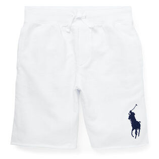 Junior Boys' [8-20] Cotton French Terry Short