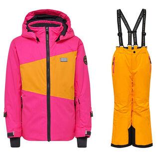 Girls' [5-7] Josefine 726 + Platon 725 Two-Piece Snowsuit