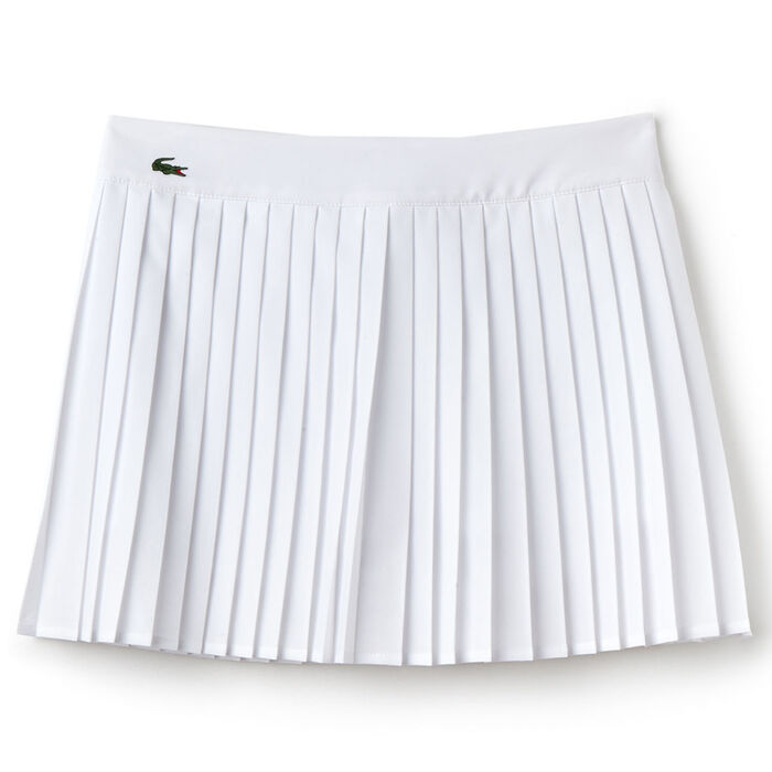 Women's Technical Knit Pleated Skirt