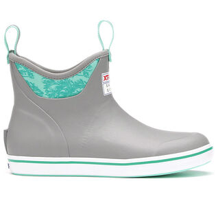 """Women's Salmon Sisters 6"""" Ankle Deck Boot"""