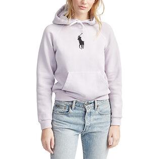 Women's Big Pony Fleece Hoodie