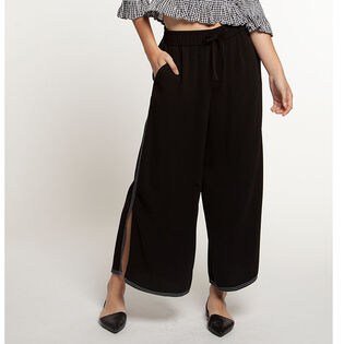 Women's Pull-On Culotte