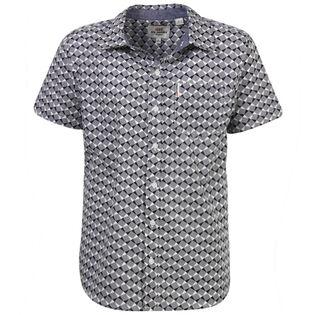 Junior Boys' [8-16] Geo Print Shirt