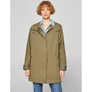 Women's Soft Hooded Parka