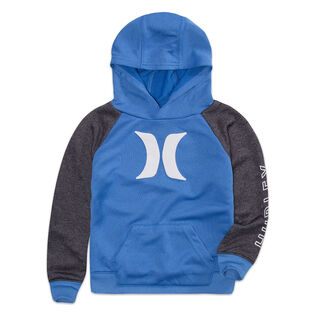 Boys' [4-7] Dri-FIT® Solar Icon Pullover Hoodie