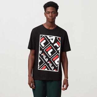 T-shirt à motif Adao pour hommes