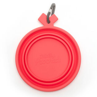 Small Travel Collapsible Silicone Bowl