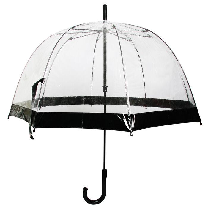 Parapluie Birdcage transparent