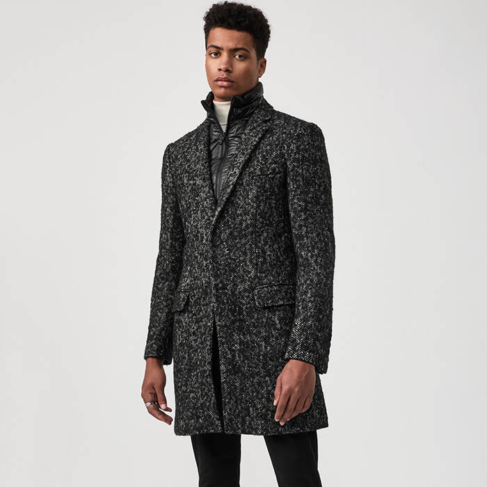 Manteau Skai pour hommes