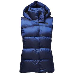 Women's Nuptse Hooded Vest