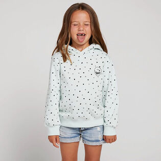Girls' [2-4] Knew Wave Hoodie