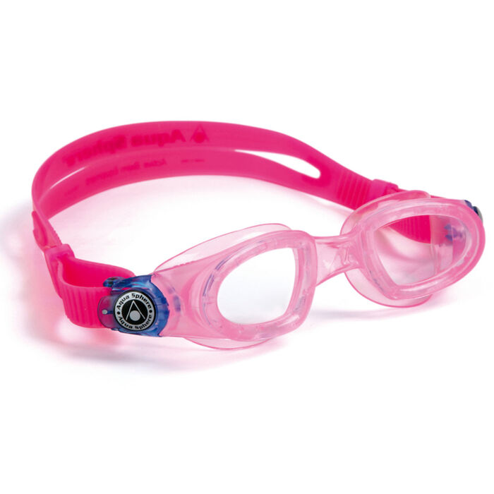 Moby Clear Lens Swim Goggle