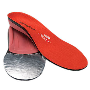 Redhot Trim-To-Fit Footbed