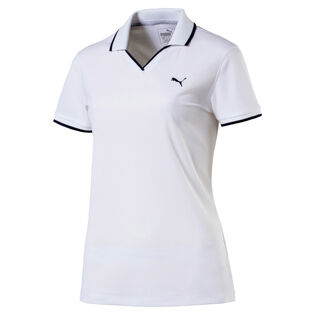 Women's Pique Golf Polo