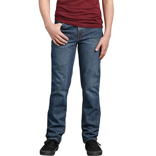 Junior Boys' [8-20] Slim Fit Tapered 5-Pocket Jean