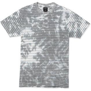 Men's Automatic Striped Knit T-Shirt