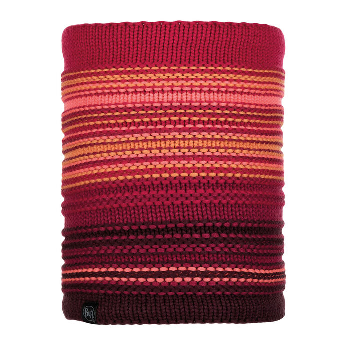 Neper Bright Pink Knitted Neckwarmer