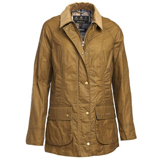 Women's Lightweight Beadnell® Wax Jacket