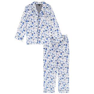 Men's Ski Hill Two-Piece Pajama Set