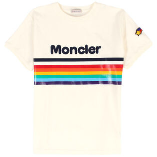 T-shirt Rainbow Logo pour juniors [8-14]