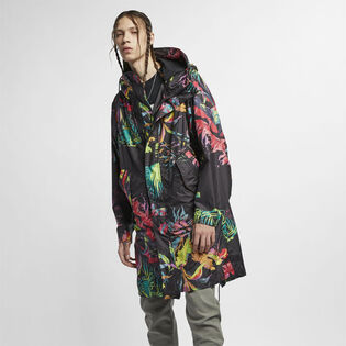 Men's Printed Parka
