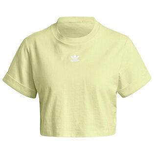 Women's Adicolor Essentials Cropped T-Shirt