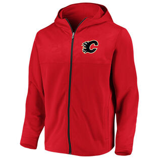 Men's Calgary Flames Defender Mission Hoodie