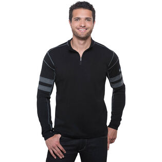 Men's Team Quarter-Zip Sweater