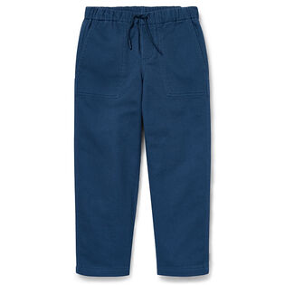 Boys' [2-4] Tapered Stretch Cotton Pant