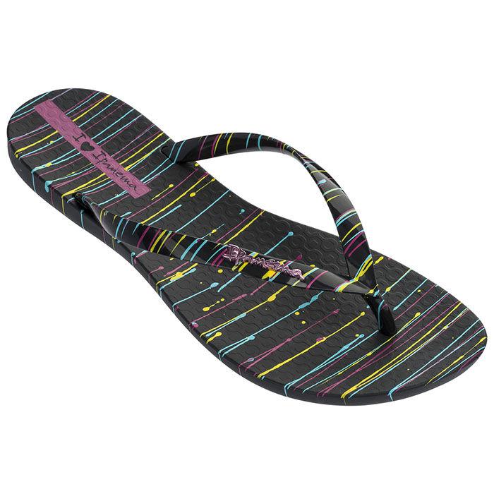 Women's Wave Art Flip Flop Sandal