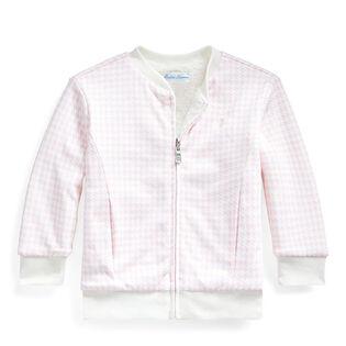 Veste réversible en coton pour bébés filles [9-24M]