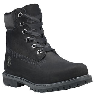Women's Premium Satin 6-Inch Boot