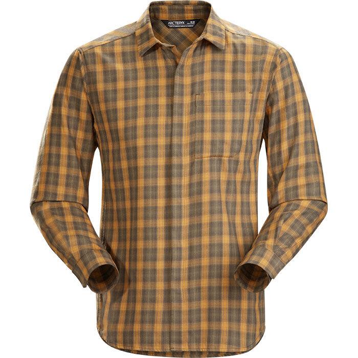 Chemise à manches longues Bernal pour hommes