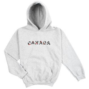 Juniors' [8-16] Canada Hoodie