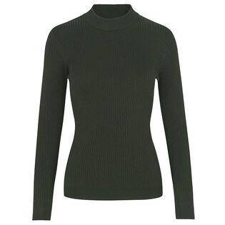 Haut en tricot Delena pour femmes