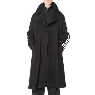 Men's Tailored Wool Coat
