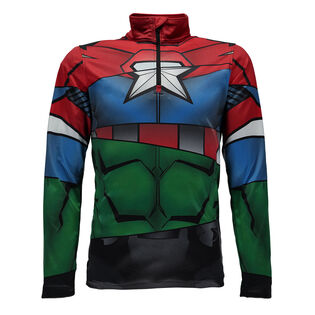 Junior Boys' [8-18] Marvel Limitless Turtleneck Top